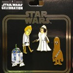 Star Wars Celebration Pin Sets Arriving