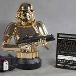 Toyguide Update: Stormtrooper Gold Commemorative Mini Bust (PGM Exclusive)