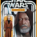 Star Wars #3 Action Figure Variant Cover