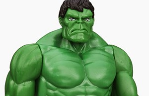 Toy Fair 2015 Hasbro Marvel Comics Basic 6 inch figures Hulk 1