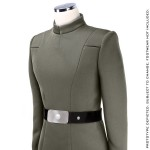 ANOVOS Women's Imperial Officer – Olive Uniform Preorder