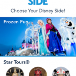 Show Your Disney Side app