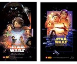 Celebration Exclusive: LEGO Star Wars Posters