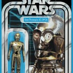 Star Wars #5 C-3PO Action Figure Variant Cover