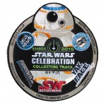 Star Wars Celebration Collecting Track Patch Set