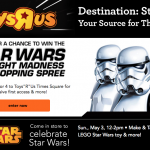 ToysRUs Launches Midnight Madness Page