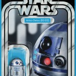 Star Wars #6 R2-D2 Action Figure Variant Cover