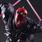 New Play Arts Kai Darth Maul Images