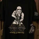 New The Force Awakens Stormtrooper Shirt at Star Wars Weekends