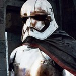 New Captain Phasma Image from Vanity Fair