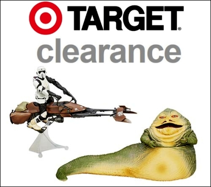 target clearance deluxe