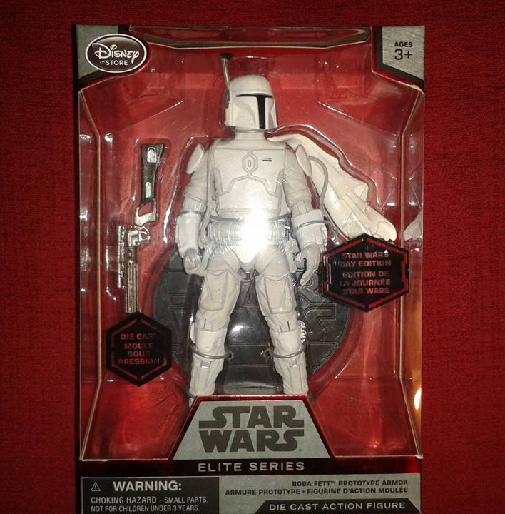 Boba Fett May The 4th Be With You: Elite Series Prototype Boba Fett Found In Italy