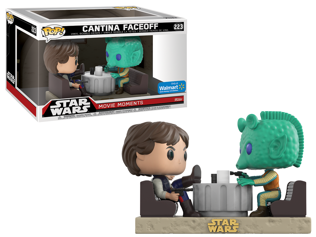 Walmart Exclusive Pop Movie Moments Sets From Funko