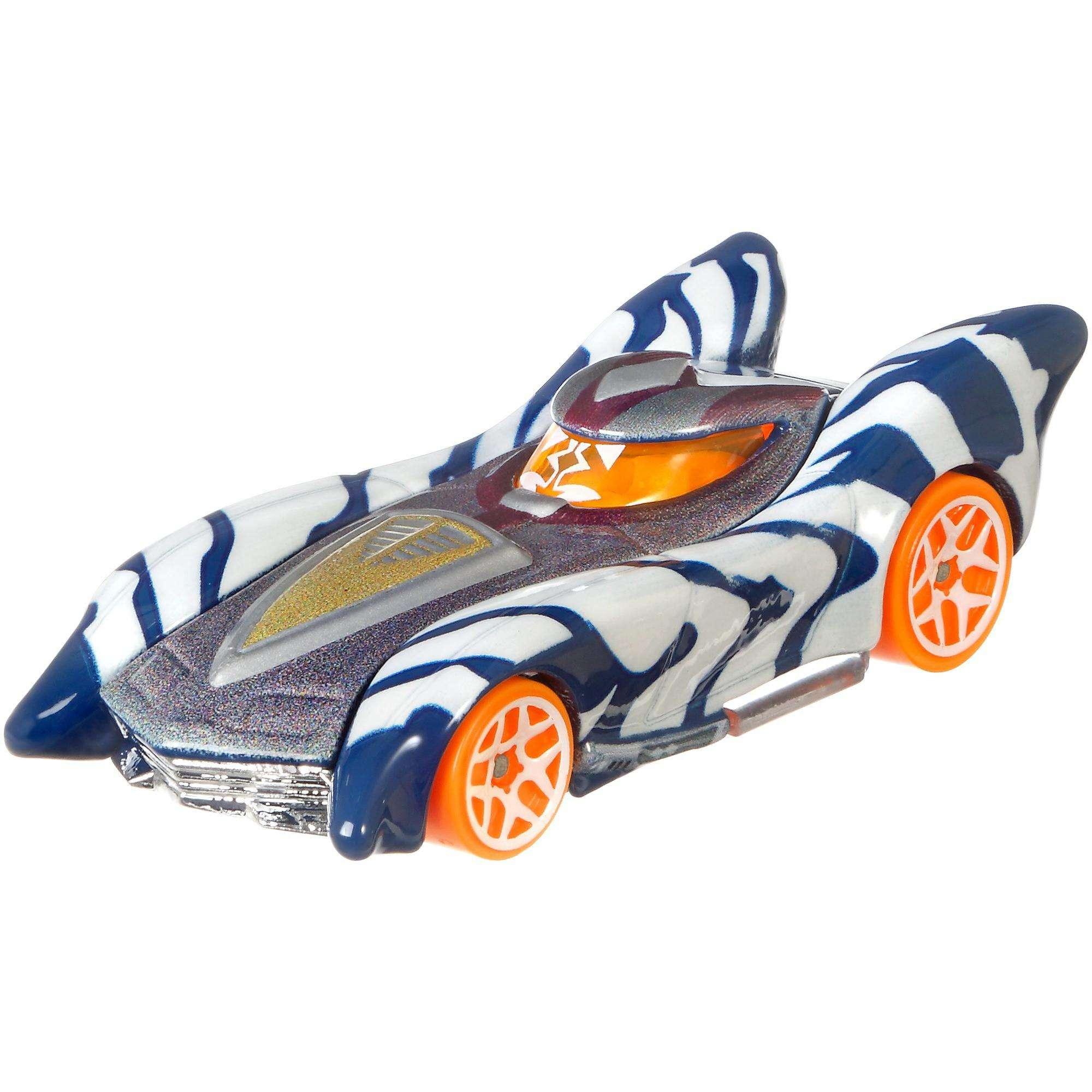 Hot Wheels Ahsoka Tano Character Car
