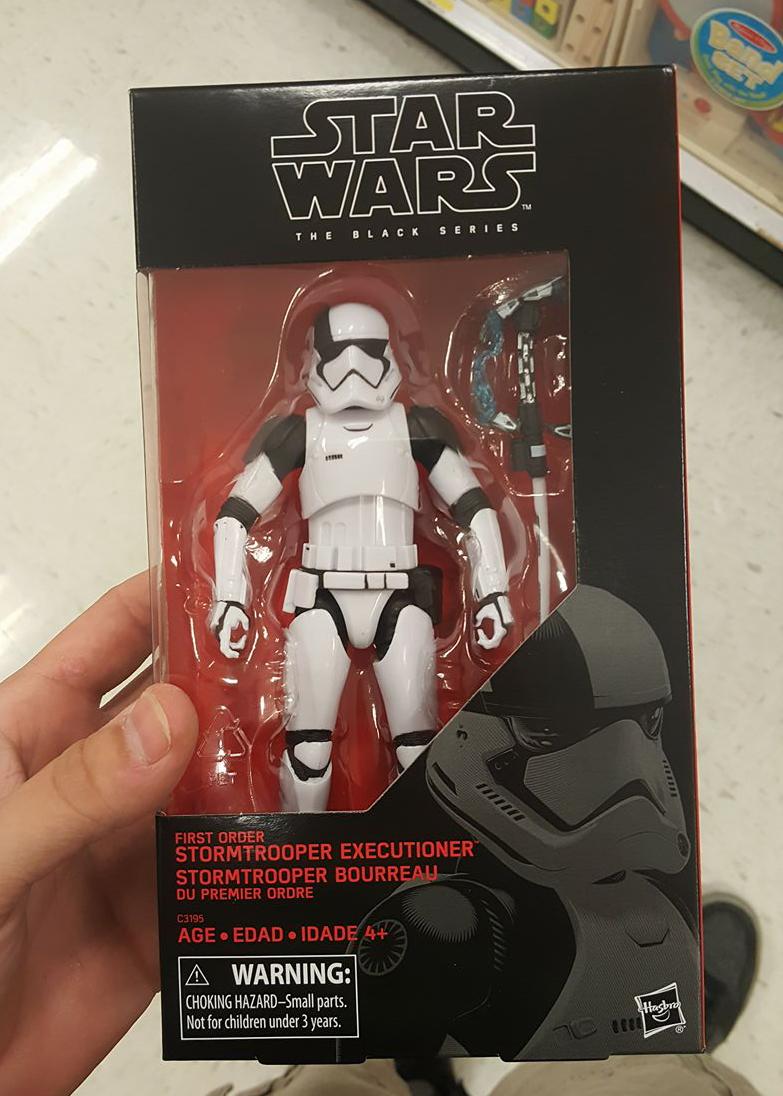 Officiel LEGO STAR WARS de premier ordre Stormtrooper bourreau Complet Figurine