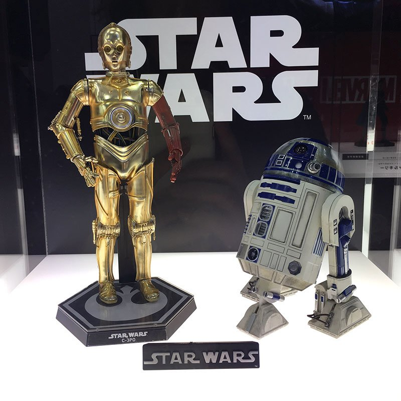 New Hot Toys Figures Revealed At Tokyo Comic Con