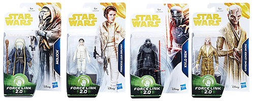 "- Action Figures /& Vehicles 3.75/"" - STAR WARS: SOLO WAVE - 2"