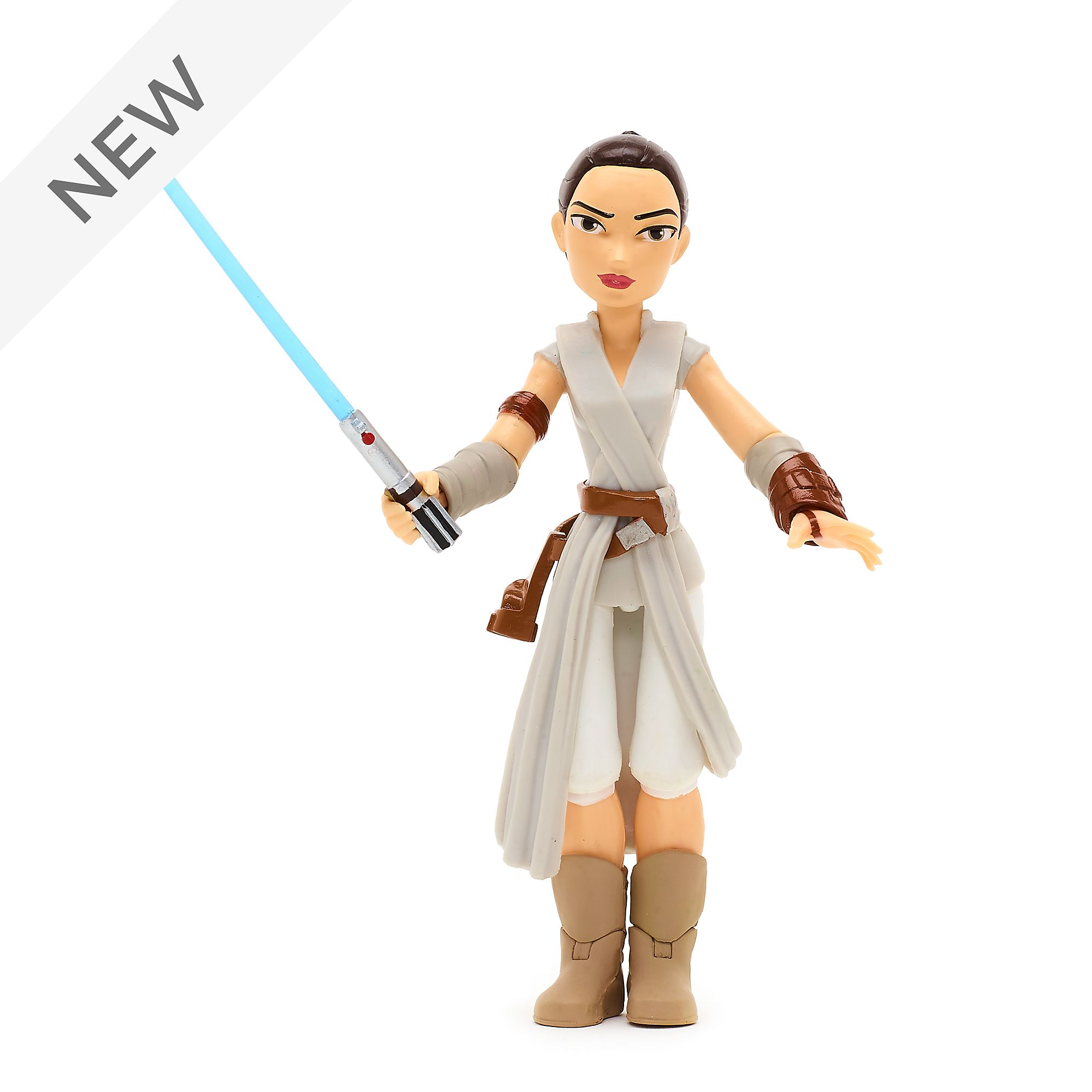 The Rise of Skywalker Star Wars The Rise of Skywalker Toybox Rey Action Figure